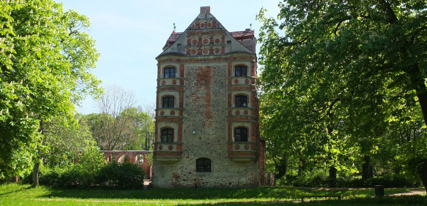 Schloss Freyenstein in Brandenburg